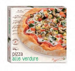 Pizza alle verdure Pizzamia