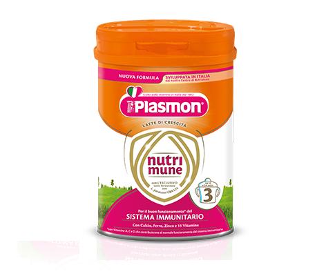 Plasmon Latte In Polvere Nutrimune 3