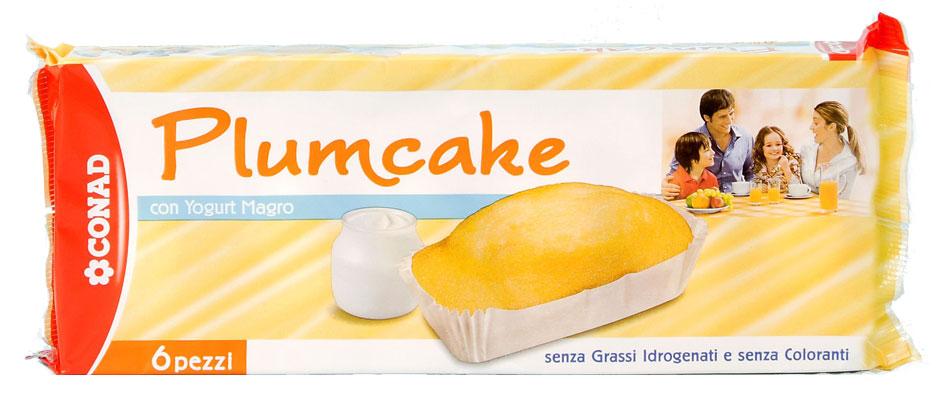 Plumcake Conad