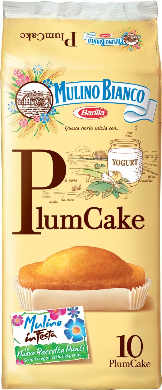 Plumcake Mulino Bianco