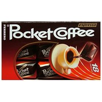 Pocket coffee Ferrero