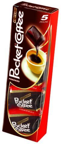 Pocket coffee Ferrero