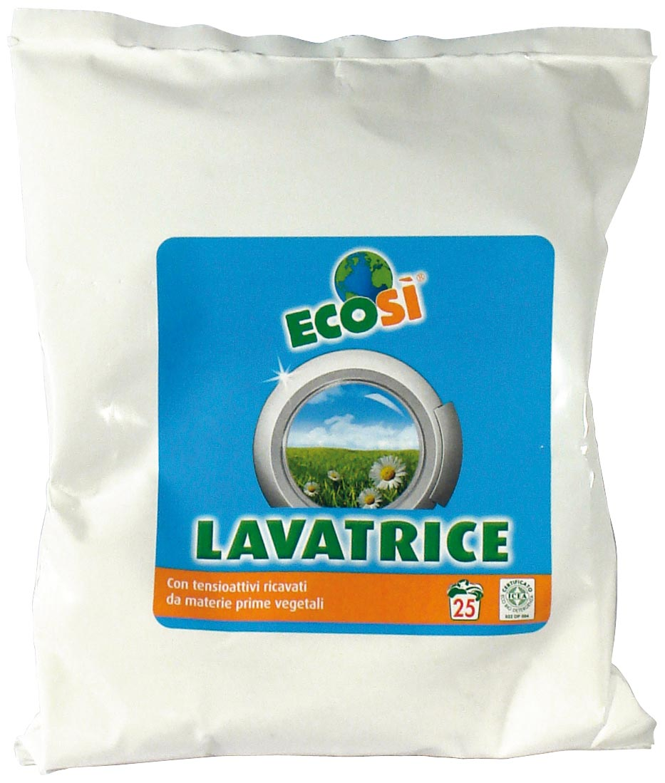 Polvere lavatrice ecos ecos offerte e promozioni for Quale lavatrice comprare