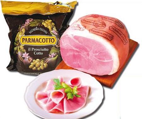 Prosciutto cotto Parmacotto