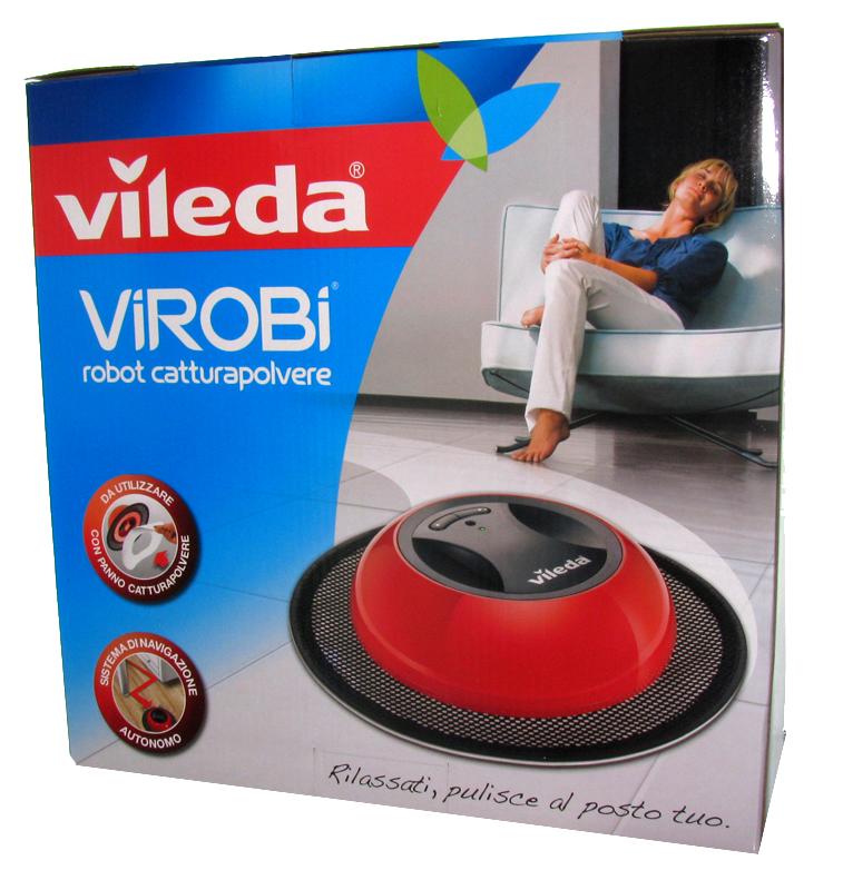 Robot catturapolvere Virobi Vileda