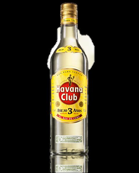 Rum Havana Club 3 anos