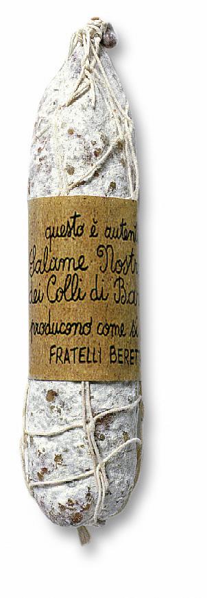 Salame Colli di Barzano Beretta