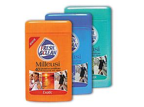Salviette Fresh&Clean