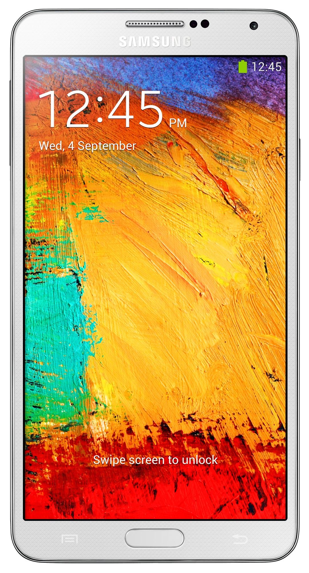 Samsung Galaxy Note 3 Smartphone, Bianco [Italia]