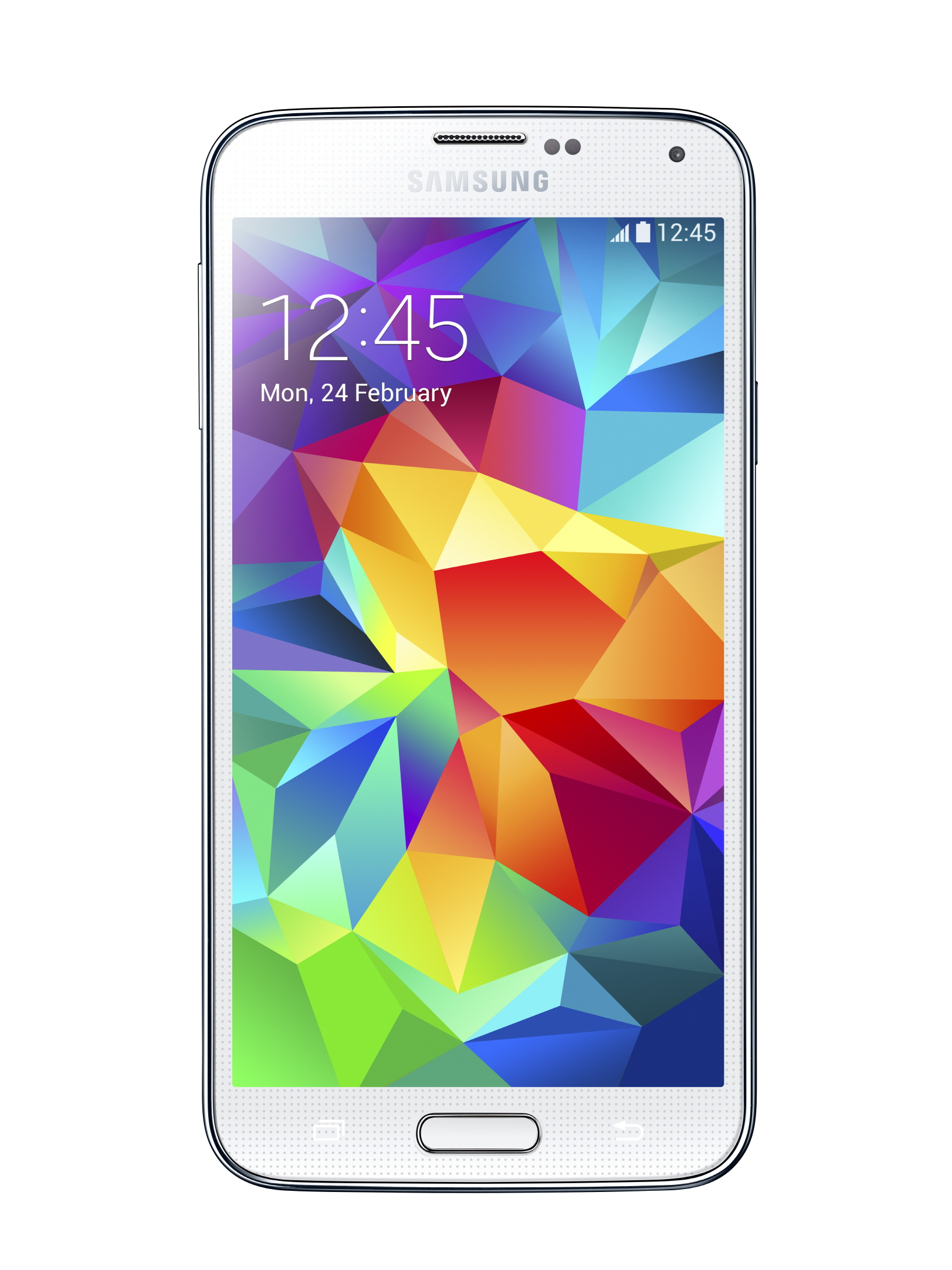 Samsung Galaxy S5 Smartphone, Bianco [Italia]