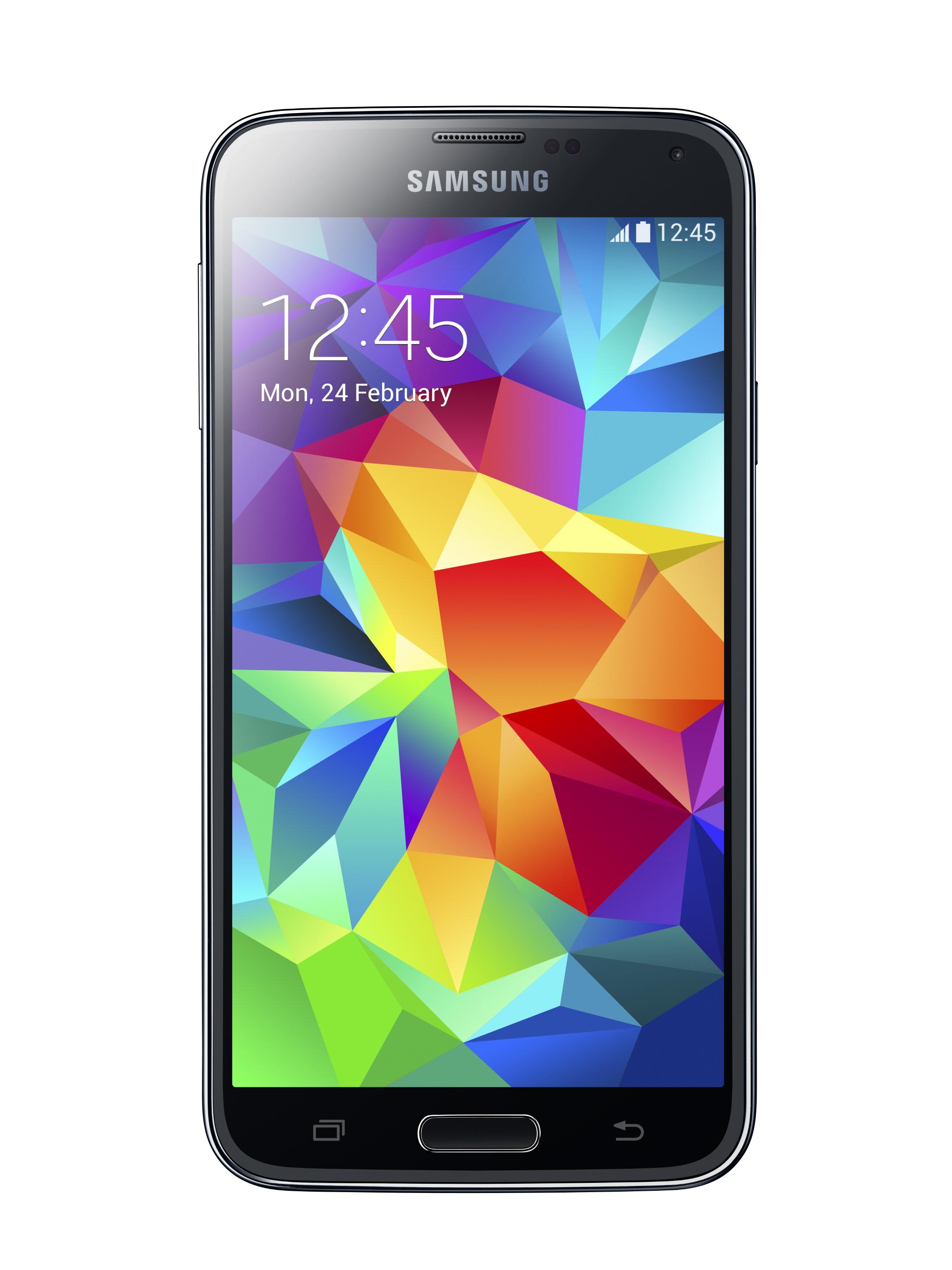 Samsung Galaxy S5 Smartphone, Nero [Italia]