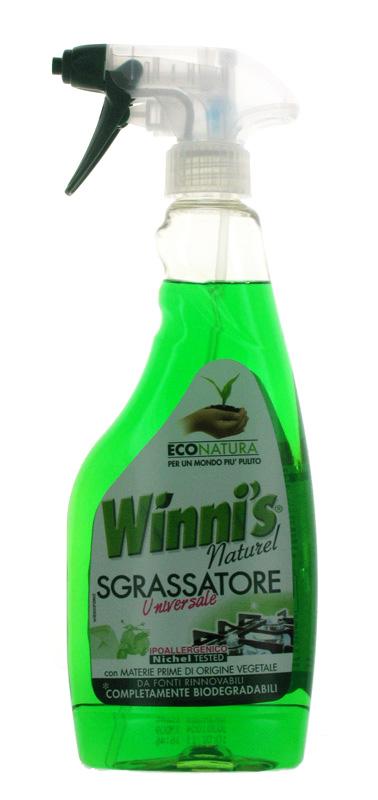 Sgrassatore Winni's