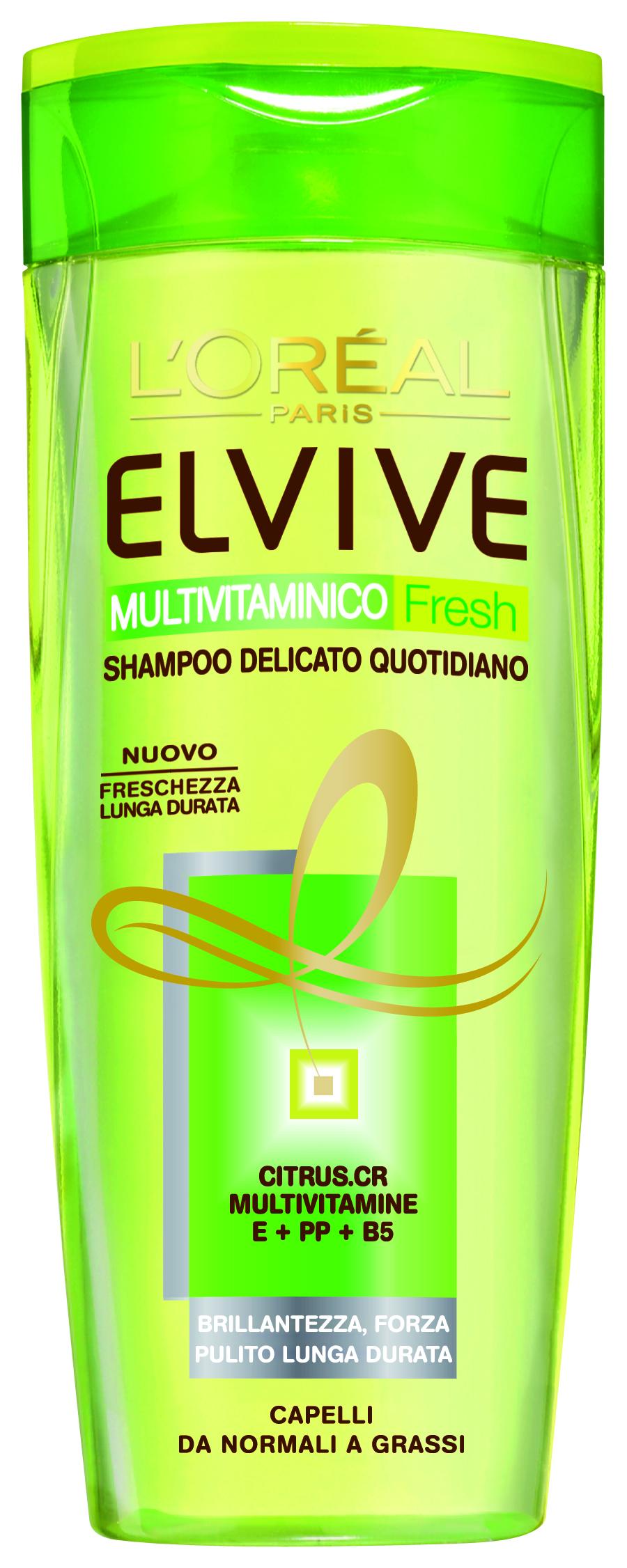 Shampoo Elvive L'Oreal