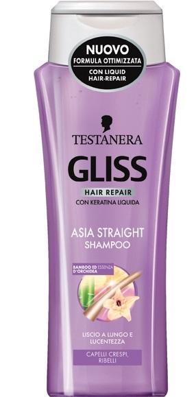 Shampoo Gliss Testanera