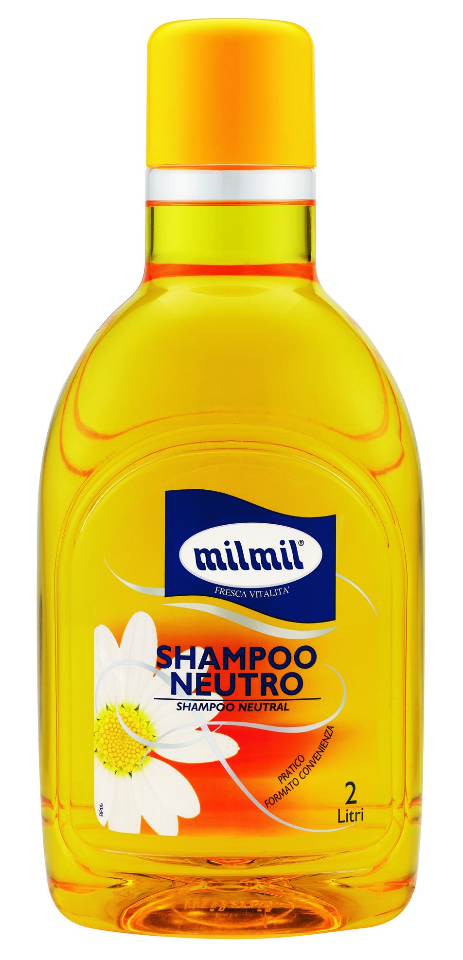 Shampoo neutro Mil Mil