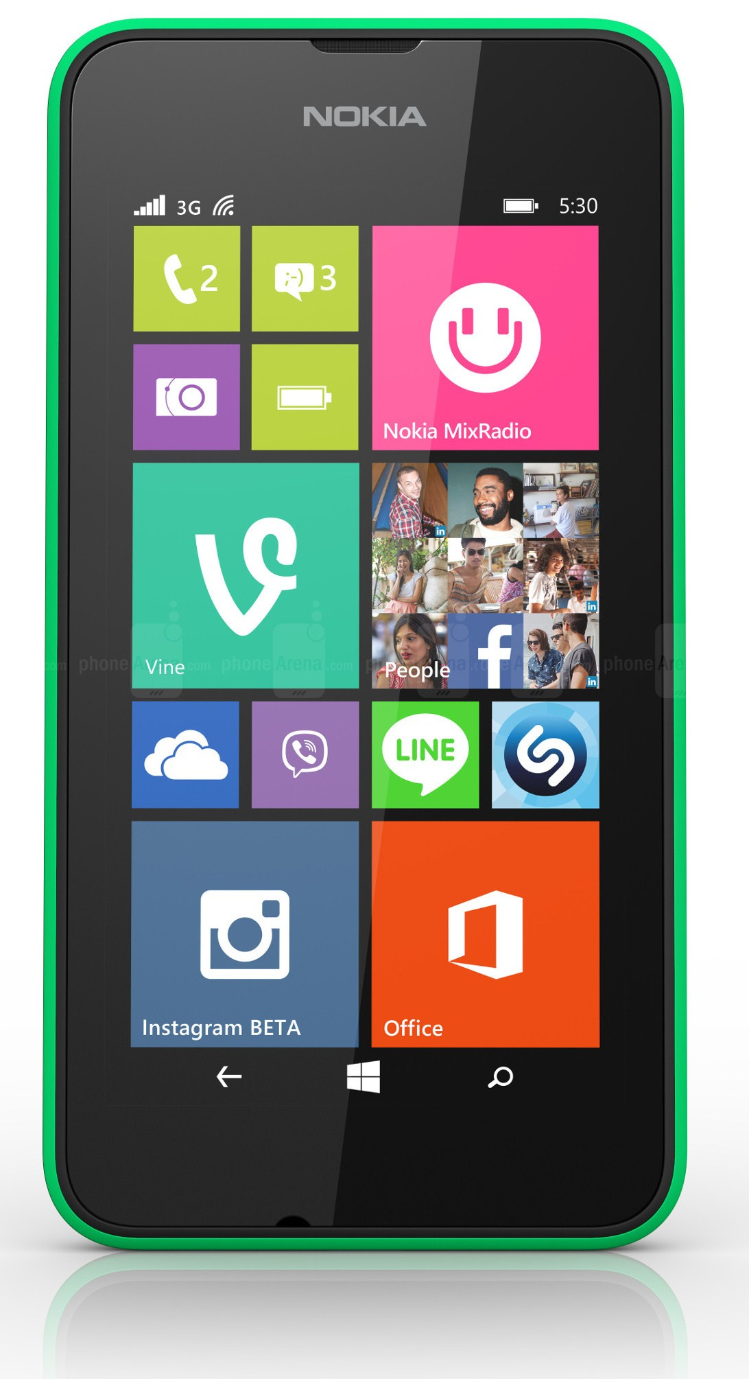 Smartphone Lumia 530 Nokia