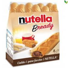 Snack Nutella B-Ready Ferrero