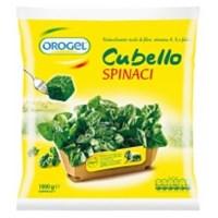 Spinaci Cubello Orogel