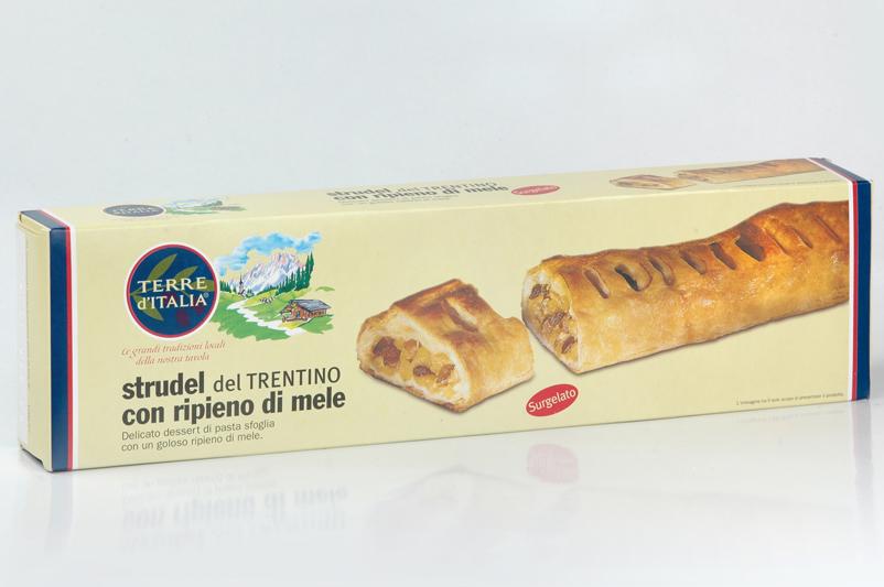 Strudel di mele Terre d'Italia