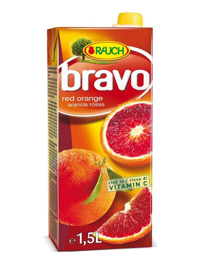 Succhi di frutta Bravo Rauch