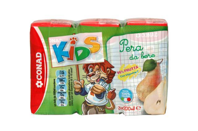 Succhi di frutta Kids Conad