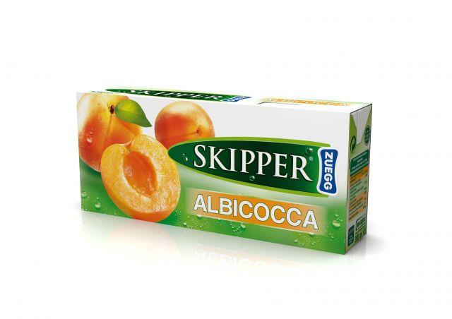 Succhi di frutta Skipper in brick