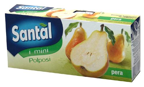 Succo pera Santal