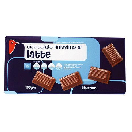 Tavoletta cioccolato auchan auchan offerte e - Auchan porta di roma offerte ...