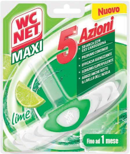 Tavoletta wc net maxi wc net offerte e promozioni for Wc net fosse biologiche prezzo