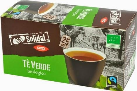 tè alla camomilla e tè verde per dimagrire