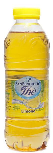 Thè al limone San Benedetto