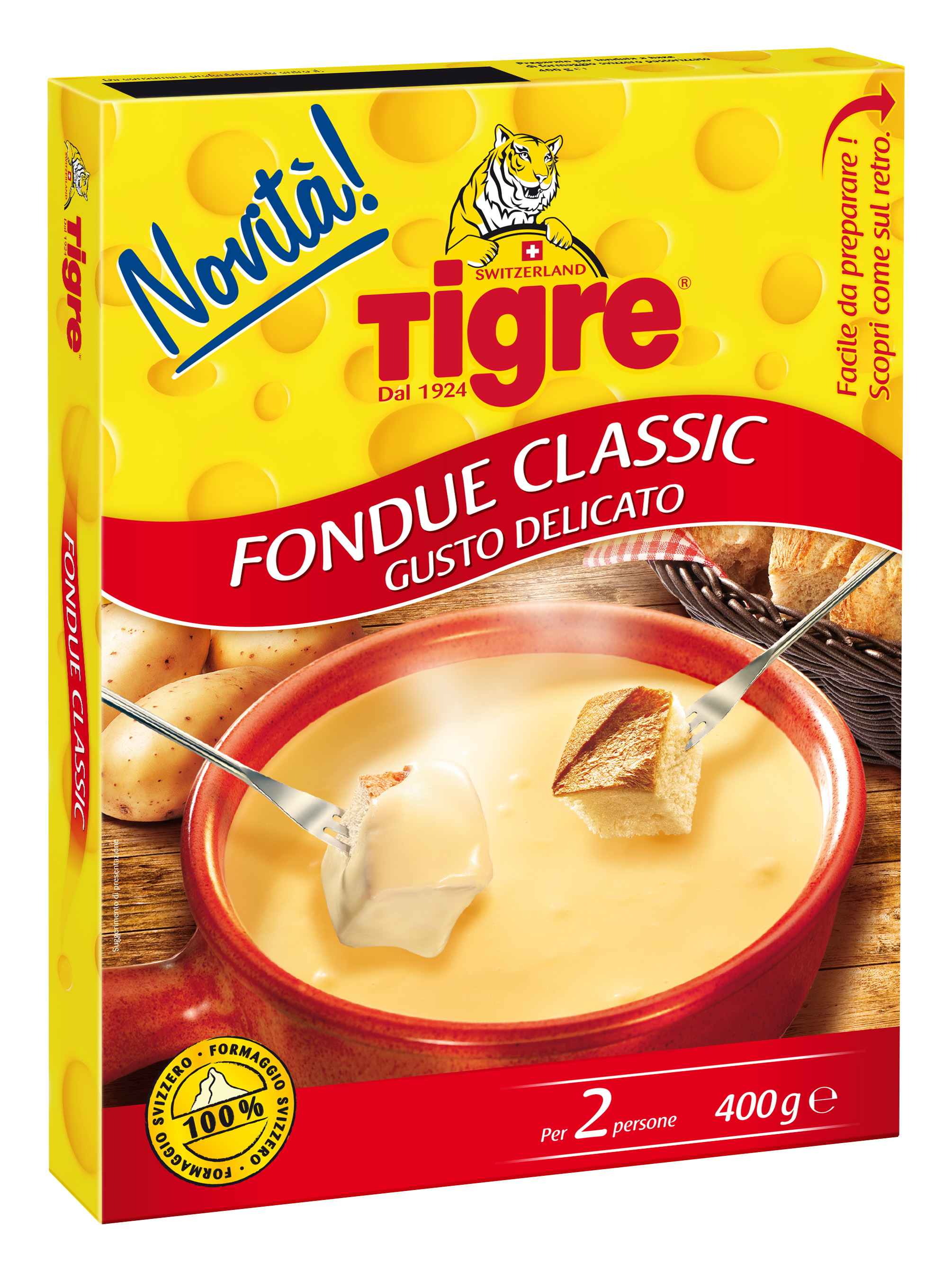 Tigre Fondue Classic