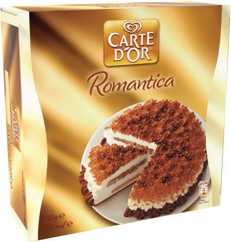 Torta Romantica Carte d\u0027or Algida