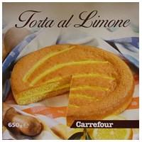 Torta crema al limone Carrefour