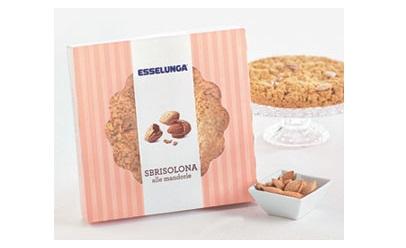 Torta sbrisolona Esselunga