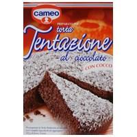 Torta tentazione al cioccolato Cameo