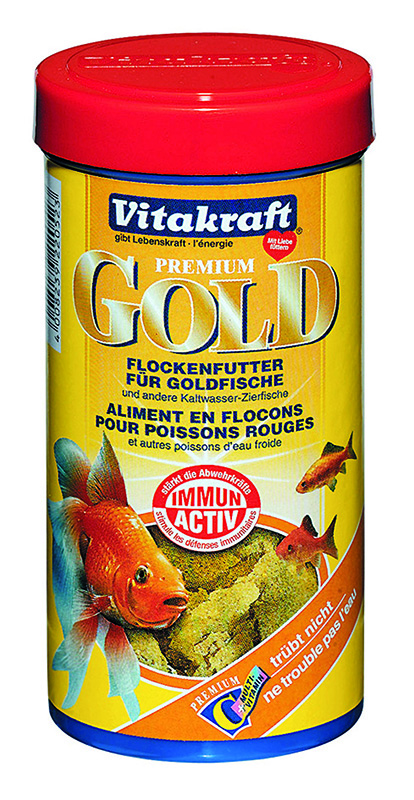 Vitakraft mangime pesci rossi vitakraft offerte e for Vaschetta pesci rossi offerte