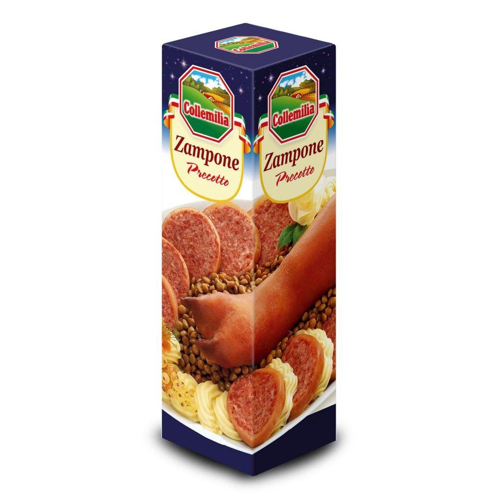 Zampone precotto collemilia collemilia offerte e for Www presotto it