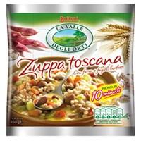 Zuppa toscana al farro La valle degli orti Buitoni