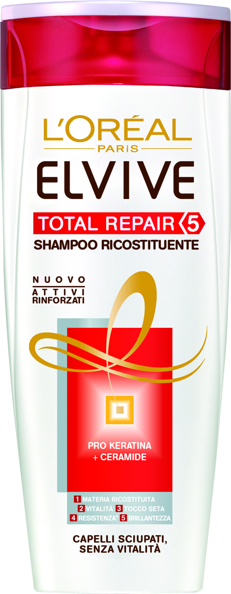 Shampoo Elvive Total Repair l'Oreal